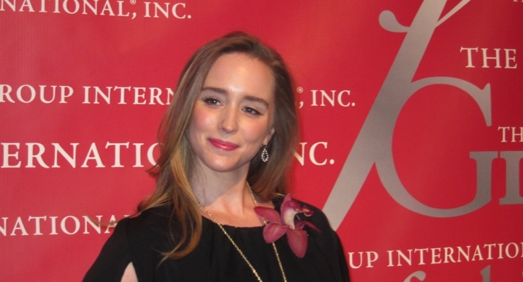 Elena Wood, Estee Lauder Companies, Beauty Corporate Nominee