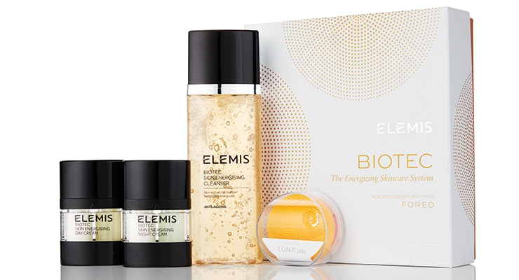The Elemis x Foreo Biotec Energizing Skincare System is a major 2018 launch.