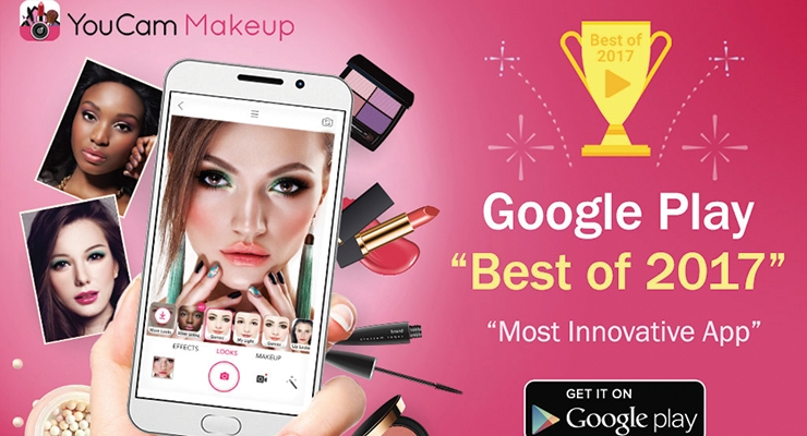 YouCam is a leader in beauty technology.