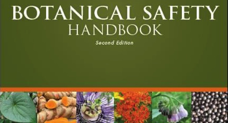 Botanical Safety Handbook Compiles Safety Data for Over 500 Herbal Supplements
