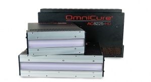 Excelitas Expands OmniCure UV LED Curing Line with New AC8-HD