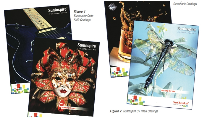 SunInspire Coatings engage the senses