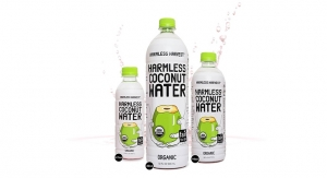 Danone's Venture Arm Invests in Premium Coconut Water Brand Harmless Harvest