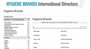 Nonwovens Industry Launches Online Hygiene Directory