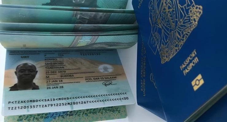 E-passport Solution for Tanzania Makes Travel Simpler