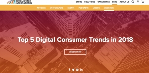 Top 5 Digital Consumer Trends