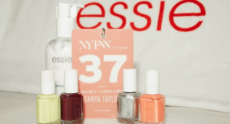 Essie Tart Deco (at right)