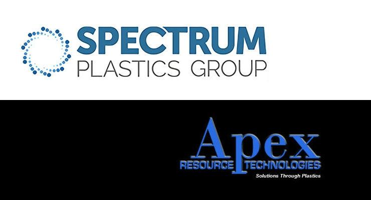 Spectrum Plastics Group Acquires Apex Resource Technologies