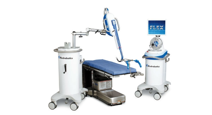 Medrobotics Receives FDA Clearance for Flexible Transabdominal, Transthoracic Robotic Scope