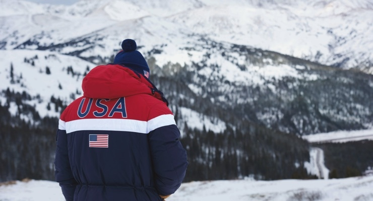 The Ralph Lauren limited-edition opening ceremony parka. (Source: Ralph Lauren)