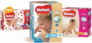 K-C Australia Revamps Huggies Offerings