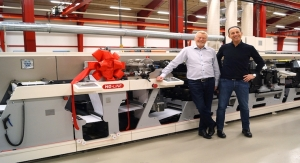 Nilpeter Reaches 100 Worldwide Installations of MO-4 Offset Press