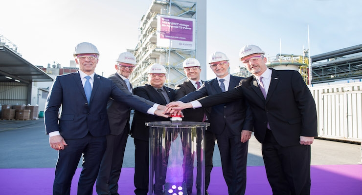 Evonik Opens New Polyamide 12 Powder Plant in Marl, Germany