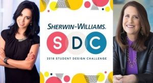 Sherwin-Williams Student Design Challenge Now Open