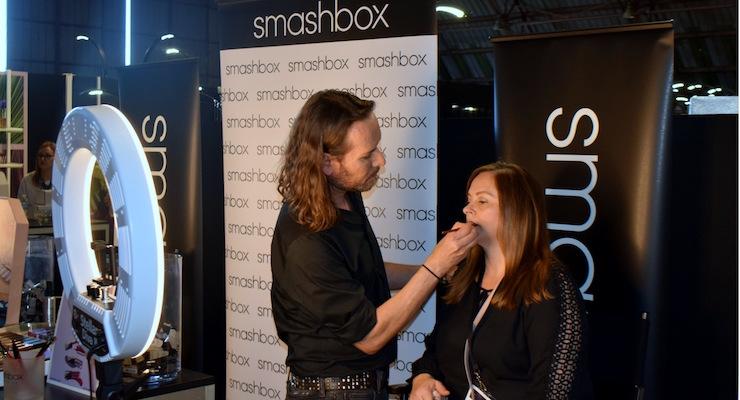 Scenes from MakeUp in LA & Luxe Pack LA