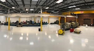Menges Roller Company completes major expansion