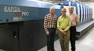 Oak Printing expands capacity with Koenig & Bauer press