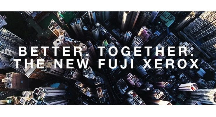 Better Together – Xerox and Fuji Xerox