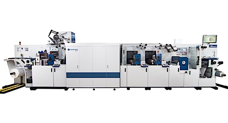 International Label & Printing installs 'CEI BossJet powered by Domino'