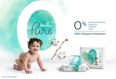 P&G to Roll Out Natural Baby Care Line