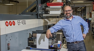 Hub Labels celebrates addition of new MPS EF Press