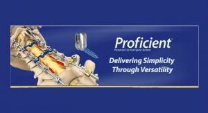 Spine Wave Launches Proficient Posterior Cervical Spine System Implants
