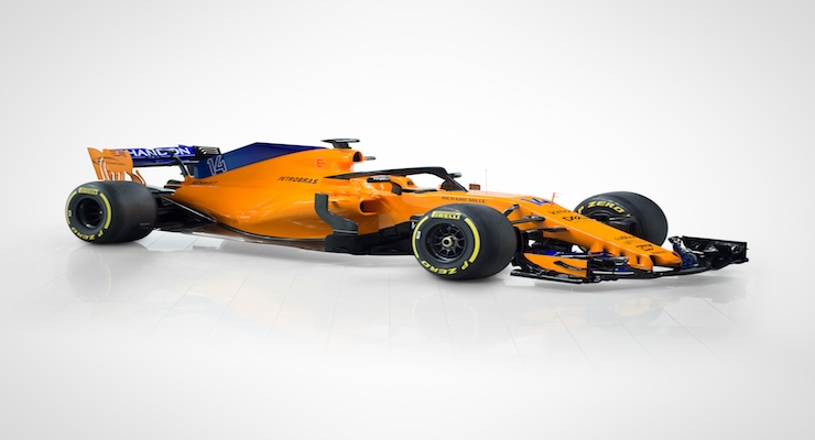 AkzoNobel's Coatings Technology Revives McLaren F1 Team's Racing Heritage