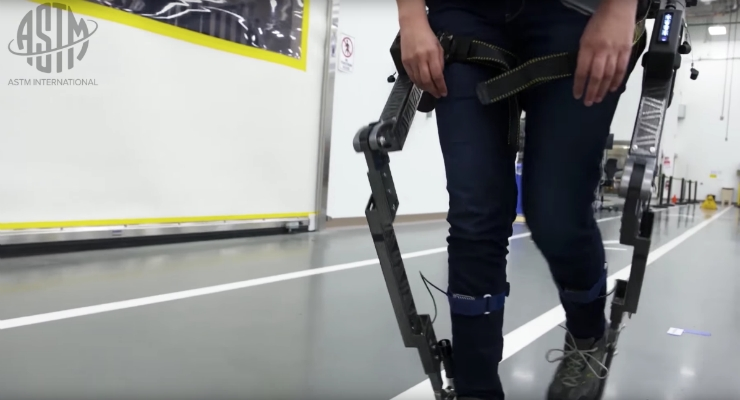 New Exoskeletons and Exosuits Standards Group Outlines First Steps