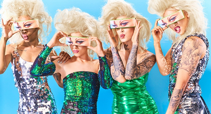 Kat Von D Creates a Drag Queen-Inspired Palette Designed for Selfies