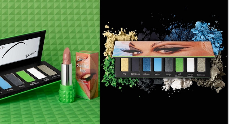 Kat Von D Creates a Drag Queen-Inspired Palette Designed for Selfies