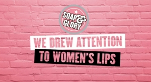 Soap & Glory Continues the #MoreThanLips Campaign