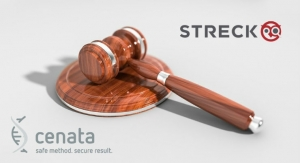 Streck Inc. Files Suit Against Cenata GmbH for European Patent Infringement