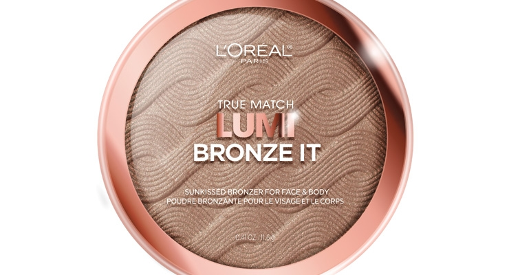 Get glowing with True Match Lumi Bronze It.