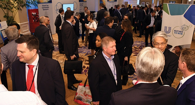Hundreds of leading executives from across the global cleaning product supply chain gathered in Orlando for the 92nd ACI Annual Meeting & Industry Convention.