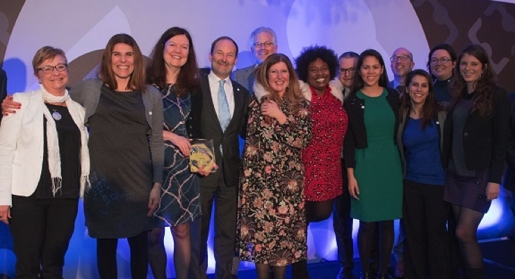 EDANA Honored at 2018 European Association Awards