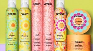 Amika Debuts New Packaging