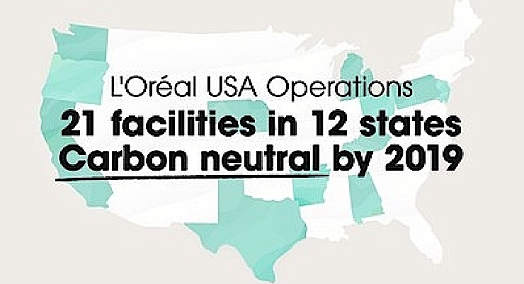 loreal-nears-carbon-neutrality-in-us