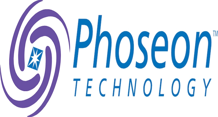 SYRC Displays Phoseon Technology UV LED Curing Solutions at the Coating Show 2018