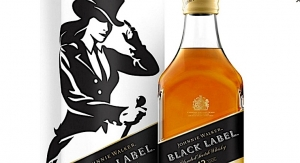 Johnnie Walker unveils first female version of iconic logo