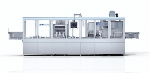 Uhlmann Launches IBC 150 Bottling Line