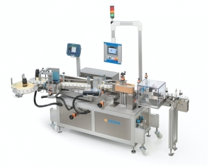 HERMA US Introduces 152E Wraparound Labeler