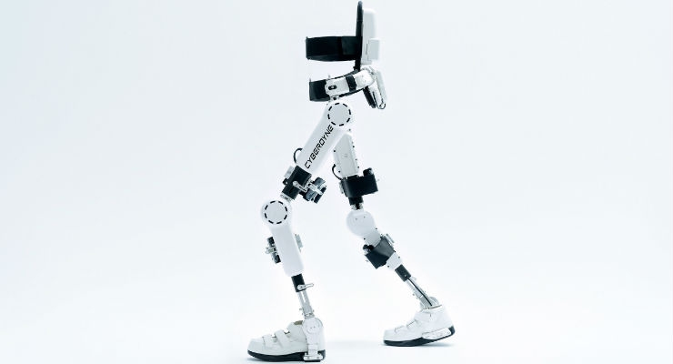 Hybrid Assistive Limb (HAL) Treatment for Spinal Cord Injury Available in U.S.