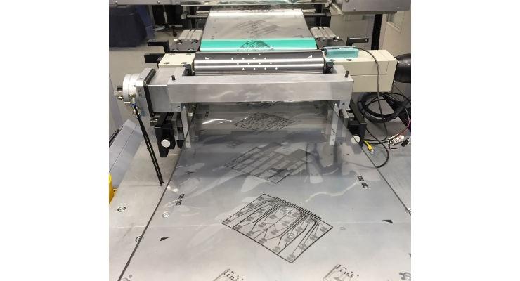 Easy Printing of Biosensors Made of Graphene