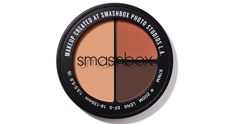 The Photo Edit Eye Shadow Trios from Smashbox were inspired by a  camera lens.