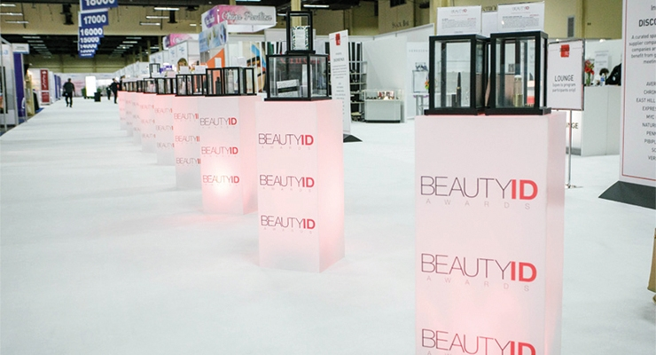 PDA Award finalists are presented in a series of showcases that line the Cosmoprof NA exhibition floor.