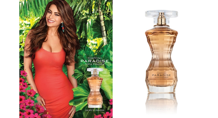 Parlux Introduces Tempting Paradise by Sofia Vergara