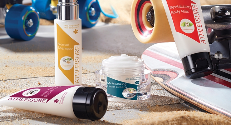 Strand Cosmetics Launches California Athleisure Collection