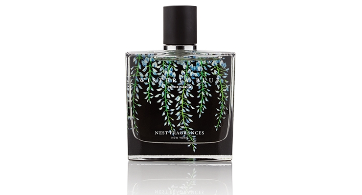 Nest Fragrances Releases Wisteria Blue EDT