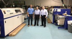 SixB Labels Installs Second Epson SurePress L-4033AW Digital Label Press