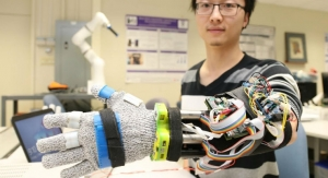 Wearable Tremor Suppression Gloves Could Help Parkinson